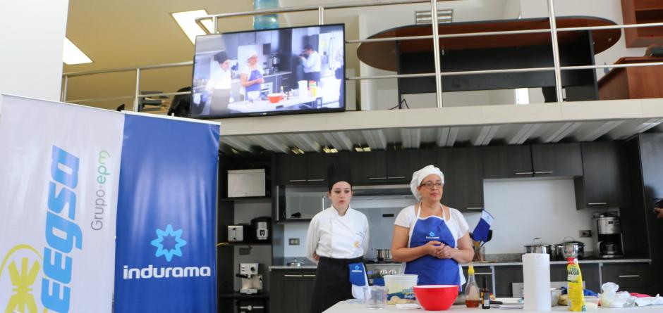 EEGSA realiza demostración de cocina con estufas de inducción – EEGSA